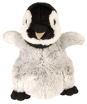 "12"" Wild Republic Cuddlekins Penguin Playful"