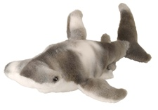 "15"" Wild Republic Cuddlekins Shark Hammerhead discontinued"