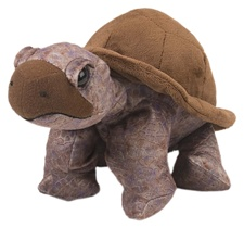 "12"" Wild Republic Cuddlekins Tortoise Turtle"