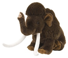 "12"" Wild Republic Cuddlekins Woolly Mammoth"