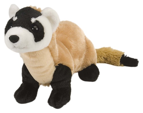 14 Quot Wild Republic Cuddlekins Black Footed Ferret Discontinued