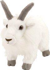 "8"" Wild Republic Cuddlekins-Mini Mountain Goat"