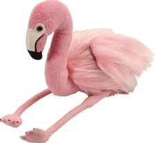 "8"" Wild Republic Cuddlekins-Mini Flamingo"