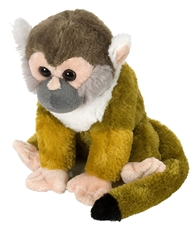 Wild Republic Squirrel Monkey 12""