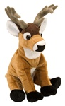 "12"" Wild Republic Cuddlekins White Tailed Deer"