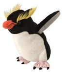"12"" Wild Republic Cuddlekins Penguin Rockhopper"
