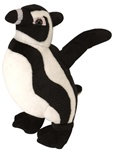 "8"" Wild Republic Cuddlekins-Mini Penguin Black Footed"
