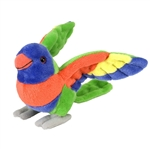 Wild Republic Mini Lorikeet 8""