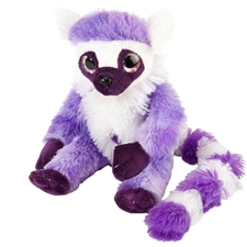 "Wild Republic Sweet&Sassy 8"" Ring Tailed Lemur"