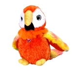 "Wild Republic Sweet&Sassy 8"" Macaw"