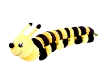 "Wild Republic Caterpillar 24"" Yellow/Black"