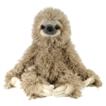 Wild Republic Three Toed Sloth 12""