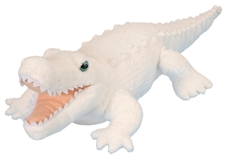 Wild Republic White Alligator 23""