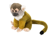Wild Republic Mini Squirrel Monkey 8""