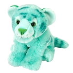 "12""  Wild Republic Cuddlekins-Vibes Tiger Mint"