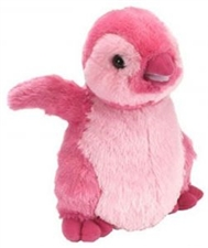 Wild Republic Pink Penguin 12""