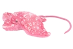 Wild Republic Pink Spotted Stingray 12""