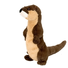 Wild Republic Mini River Otter Standing 10""