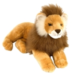 "16"" Wild Republic Male Large Lion"