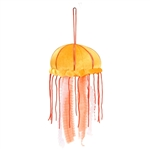 Wild Republic Mini Jellyfish Orange 10""