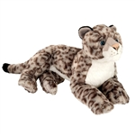 Wild Republic Snow Leopard 16""