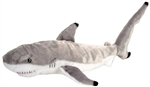 "Wild Republic 15"" Shark Black Tip Adult"