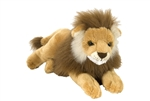 "Wild Republic 12"" Laying Lion Male Adult"