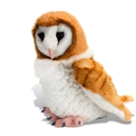 "Wild Republic 12"" Barn Owl"