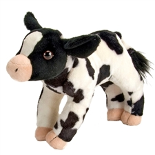 "Wild Republic 8"" Mini Standing Cow"