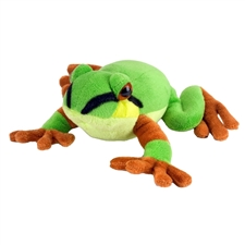 "Wild Republic 7"" Frog Watch Pacific Tree Frog"