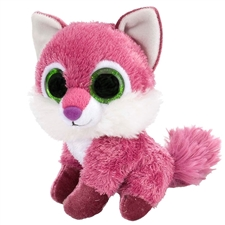 "Wild Republic 5"" Lil Fox Raspberry"