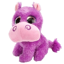 "Wild Republic 5"" Lil Hippo Wild Grape"