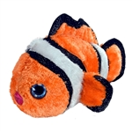 "Wild Republic 12"" Sweet&Sassy Clownfish"