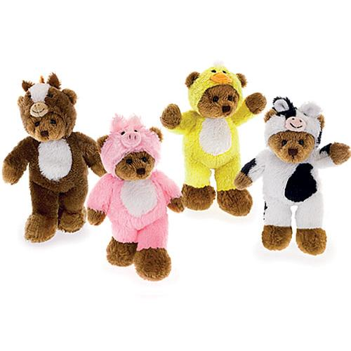Stuffedanimals Com Plushland Stuffed Teddy Bears Dress