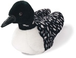 "Wild Republic Bird Loon 5"" with sound"