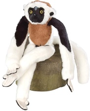 "Wild Republic 16"" Hanging Verreaux's Sifaka Lemur discontinued"