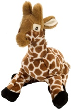 "Wild Republic Cuddlekins Giraffe 12"" discontinued"