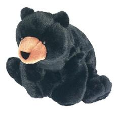 "Wild Republic Cuddlekins Black Bear 12"" discontinued"