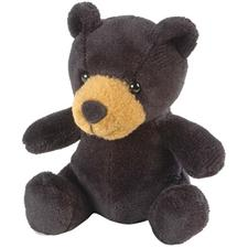 "Wild Republic Itsy Bitsy Black Bear 3"" (discontinued)"