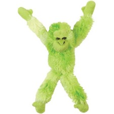 "Wild Republic 8"" Wild Clingers Chimp Green with Magnets (discontinued)"