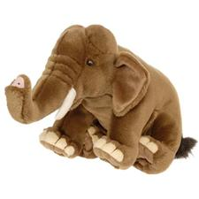 "Wild Republic Cuddlekins Asian Elephant 12""  discontinued"