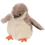 "8"" Wild Republic Cuddlekins-Mini Penguin Chinstrap"