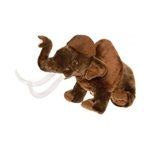 "Wild Republic Cuddlekins Mammoth 12"" (discontinued)"