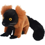 "Wild Republic Cuddlekins Baby R Ruff Lemur 8""  (discontinued)"