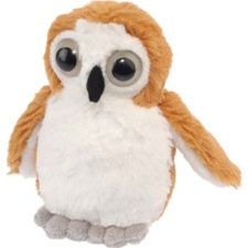 "5"" Wild Republic  Wows  Barn Owl discontinued"