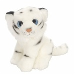 "Wild Republic 7"" Wild Watch Tiger White"