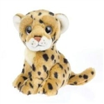 "Wild Republic 7"" Wild Watch Cheetah"