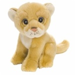"Wild Republic 7"" Wild Watch Lioness"