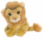 "Wild Republic 7"" Wild Watch Lion"