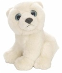 "Wild Republic 7"" Wild Watch Polar Bear"